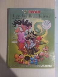 Livro: Lendas Brasileiras - Turma da Mônica