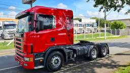 Scania R 420 Traçado 6x4 Bug Leve Susp Mola Ar Cond