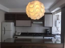 Apartamento com 1 dormitório para alugar, 50 m² por R$ 3.200/mês - Alphaville Empresarial