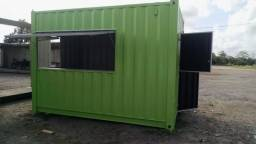 Containers transformados