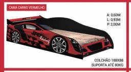 Cama carro speedy Racing