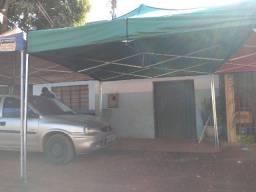 Título do anúncio:   Tenda Sanfonada para sua Garagem