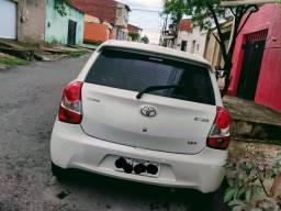 Toyota Etios 1.3 HB X Flex Manual