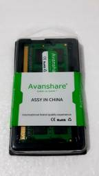 Memória Ram DDR3L 8Gb 1333Mhz