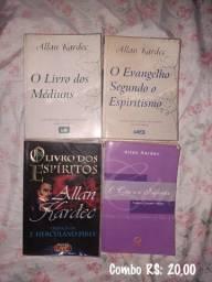 Livros Allan Kardec