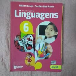 Livro de português: Linguagens 6º ano