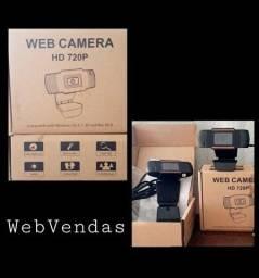 Webcam 720P ( HD) COM PLUG AND PLAY