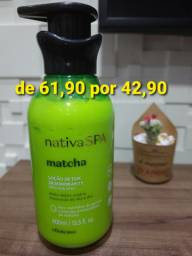 Hidratante Nativa SPA
