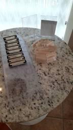Kit em acrilico 40 peças