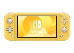 Nintendo Switch Lite, novo, loja, opc12x