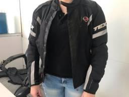 Vendo Jaqueta de moto Texx