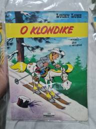 Gibis Asterix, Lucky Luke e Iznogud (Antigos)