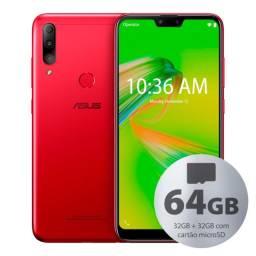 Asus Zenfone Max Shot 3GB Novo Lacrado nota ASUS