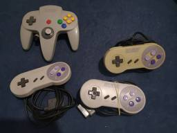 Super Nintendo e N64