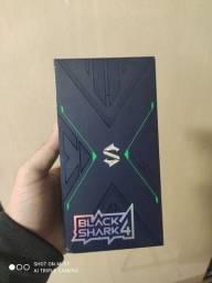 Black Shark 4 12gb ram/256gb armazenamento + Cooler original
