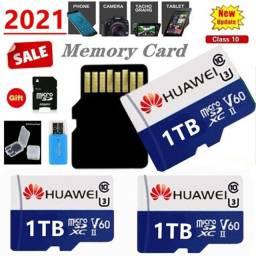 Cartão de memória de 1 tera (1000gb) novo!