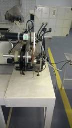Máquina de rotular frasco semi automática , marca tudela