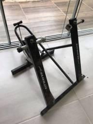 Simulador bike ergométrica
