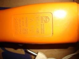 secador de cabelos antigo Philips 400 Watts funcionando = 80 reais