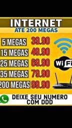 Internet fibra ultra velocidade