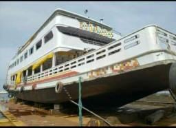 Balsa Ferry boat