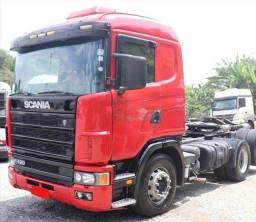 Sacania R420 - truck