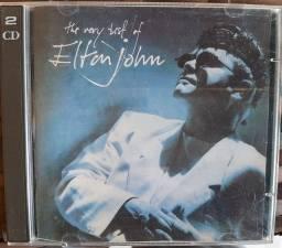 Cd The Very Best Of Elton John (duplo)