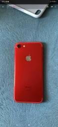 Vendo iPhone 7 Red 128 gb