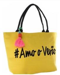 Bolsa #amo o verão