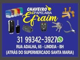 Título do anúncio: Chaveiro e Papelaria Efraim