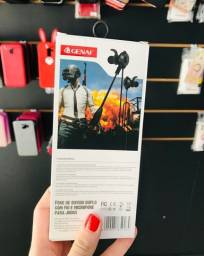 Fone de ouvido - Free Fire- PUBG - Cod Mobile (Lojas WiKi)