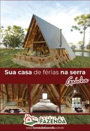 Realize seu sonho! Sua cabana de ferias na Serra Gaucha