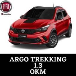 Argo Trekking 1.3 Flex 4p - pronta entrega - zero km - 2021!!! imperdivel!!!