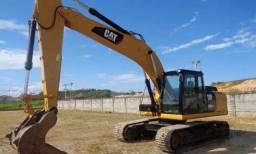 Escavadeira Cat 320DL