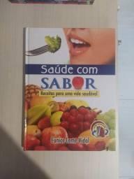Livro: Saúde com sabor