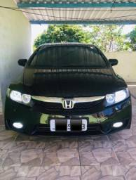 Honda Civic, LXS 1.8 Automático, Com 119.000 km Rodados
