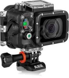 Camera AEE Cam - filma em 1080p e até 4k - Estilo gopro