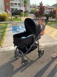 Carrinho de bebê - Galzerano Olympus black