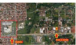 Área com 5.000m², Goiânia, ao lado da GO 070, após Hugol