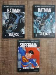 Conjunto HQ'S DC Comics