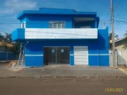 Salão na Rua Sagarana
