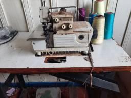 Vende máquina overlok industrial