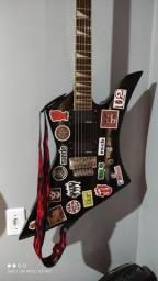 Guitarra Strinberg Explorer CLG 48 MBK