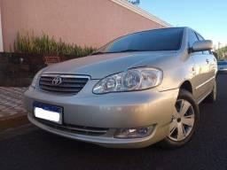 Raro Corolla XLI 1.6 Automático Completo! Gasolina.