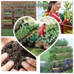Para você criar ou cultivar hortas jardins e pomares