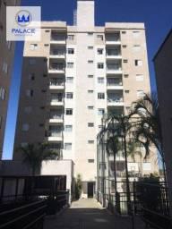 Apartamento com 2 dormitórios para alugar, 45 m² por R$ 680,00/mês - Jardim São Mateus - P