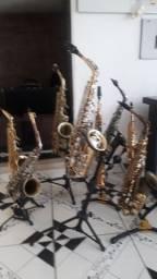 Título do anúncio: Sax alto saxofones com garantia