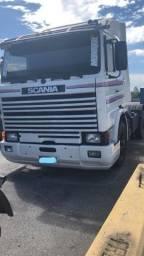 scania 112 HS 1988 4x2