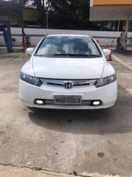 New  civic 2008 lxs 1.8