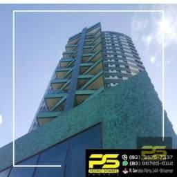 (exclusivo ) - apartamento incrível com 234 m² e 5 suítes localizado no Bessa